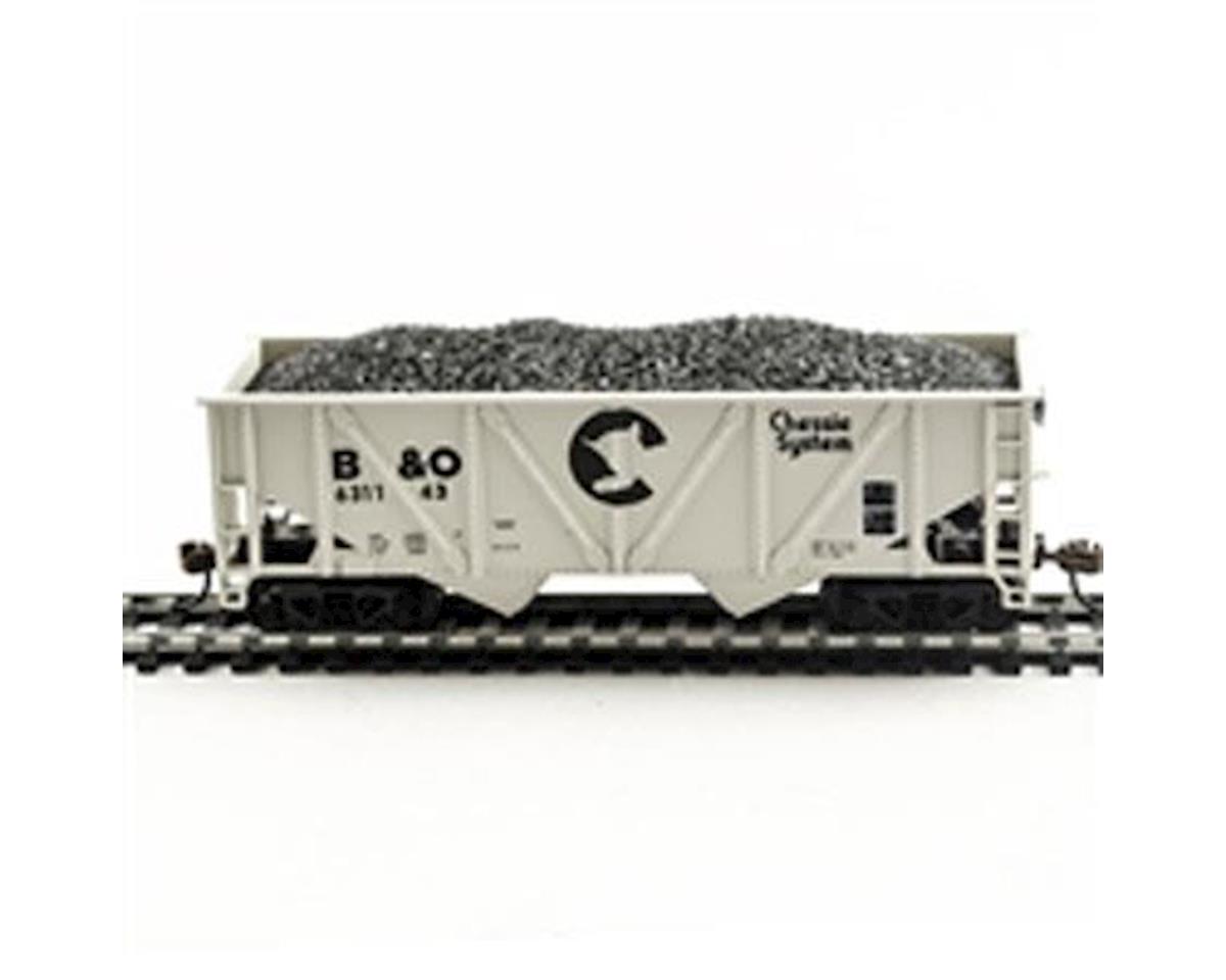 CSM HO 36' Hopper w/Coal Load, B&O