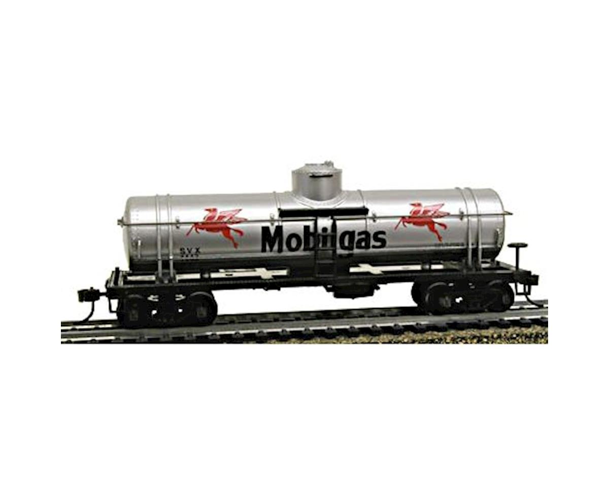 HO 40' Single-Dome Tank Car Mobilegas