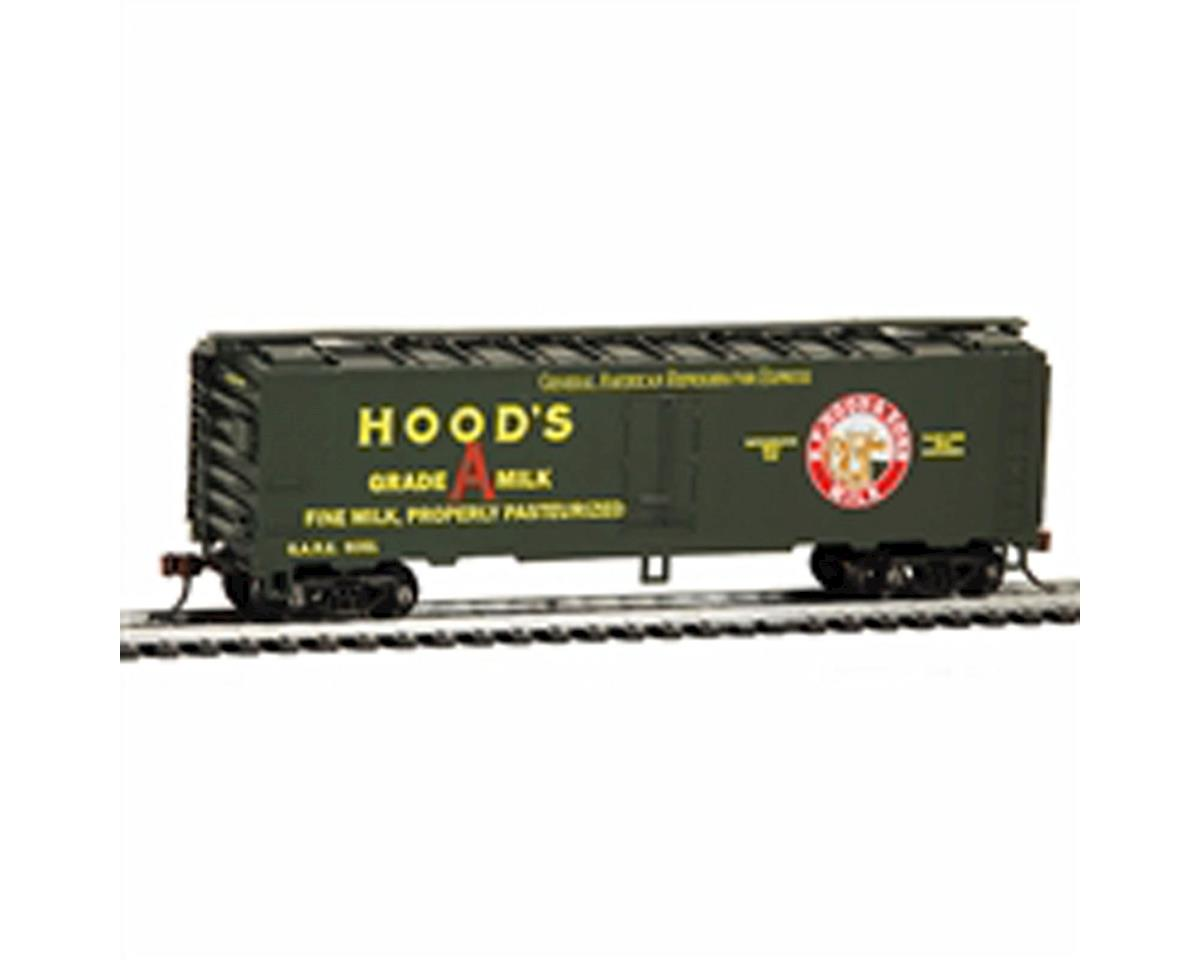 HO 41' Steel Reefer, Hood Milk