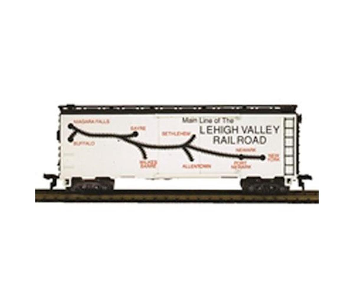 HO 41' Steel Reefer, LV