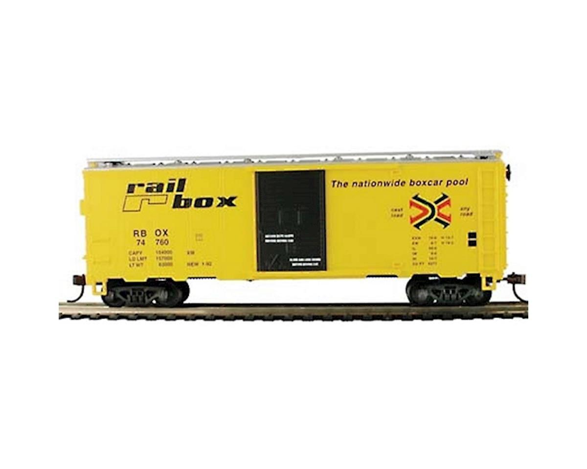 CSM HO 41' Box, RBOX