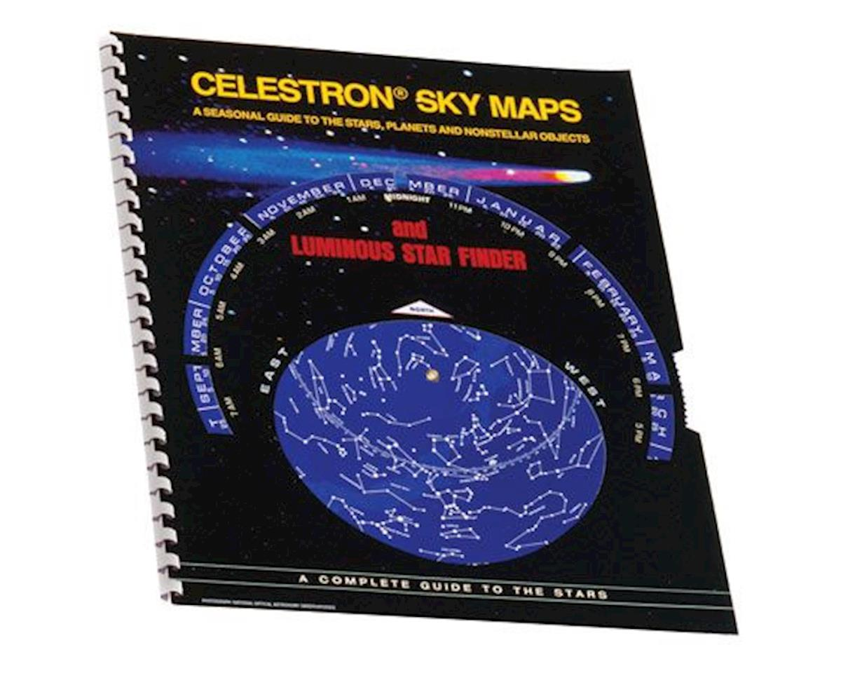 Celestron International Sky Maps