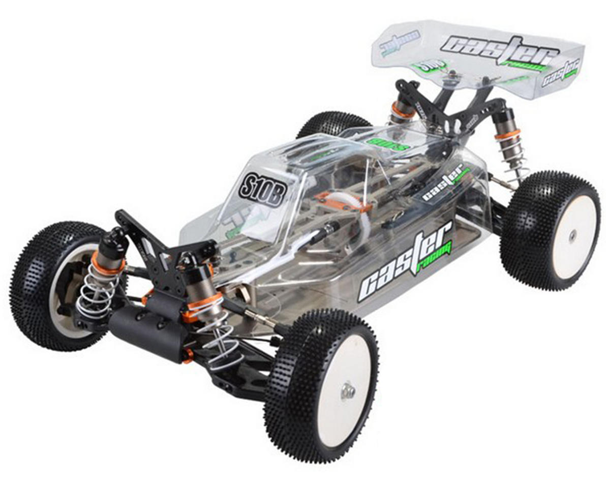Caster Racing S10B V3.5 Pro 4WD Buggy Kit
