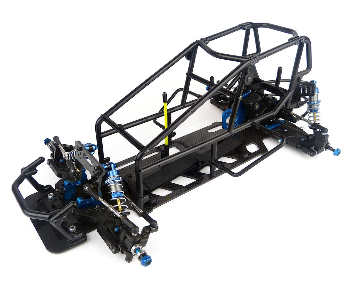 Custom Works Enforcer 7 Gearbox 1/10th Electric Sprint Car Dirt Oval Kit