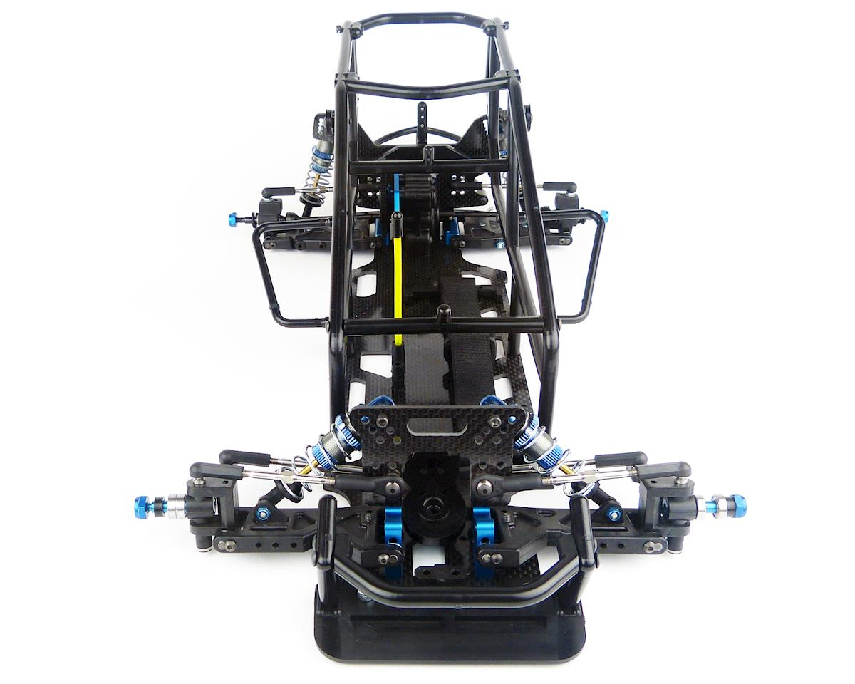 Custom Works Enforcer 7 Gearbox 1/10th Electric Sprint Car Dirt Oval Kit