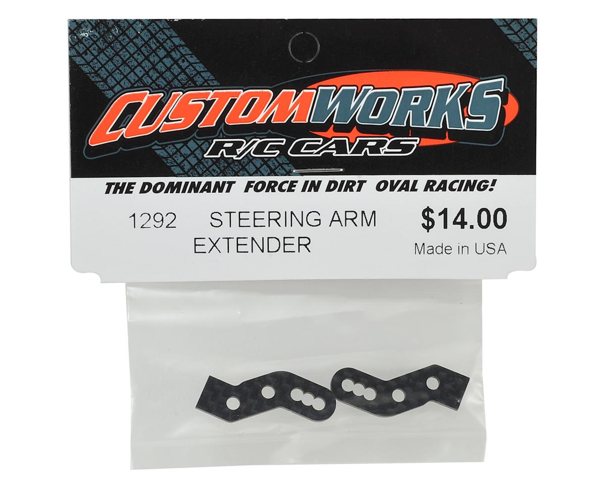 Custom Works Steering Arm Extender (2)