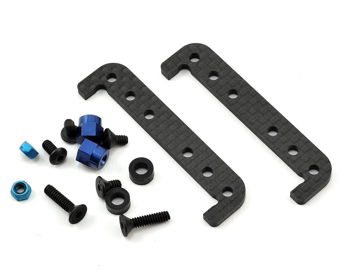 Custom Works Enforcer 7 DD Lightweight Battery Mount Kit