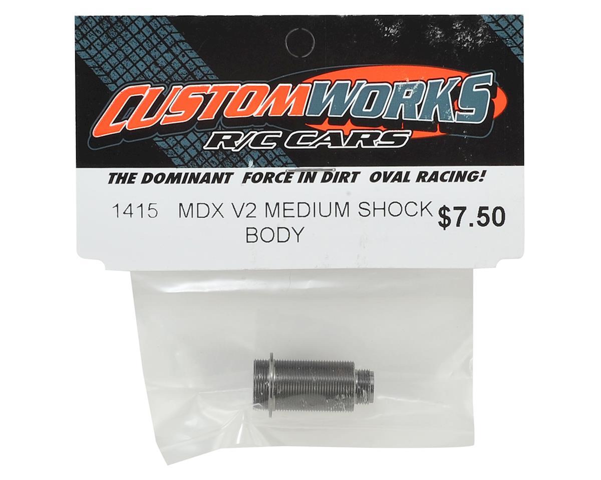 Custom Works MDX V2 Medium Shock Body