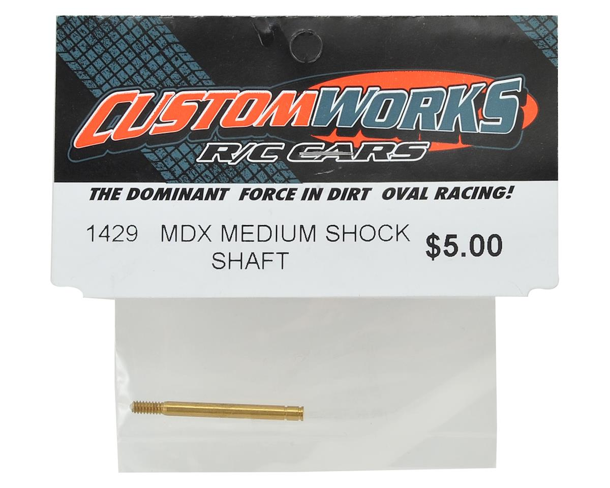 Custom Works MDX Medium Shock Shaft