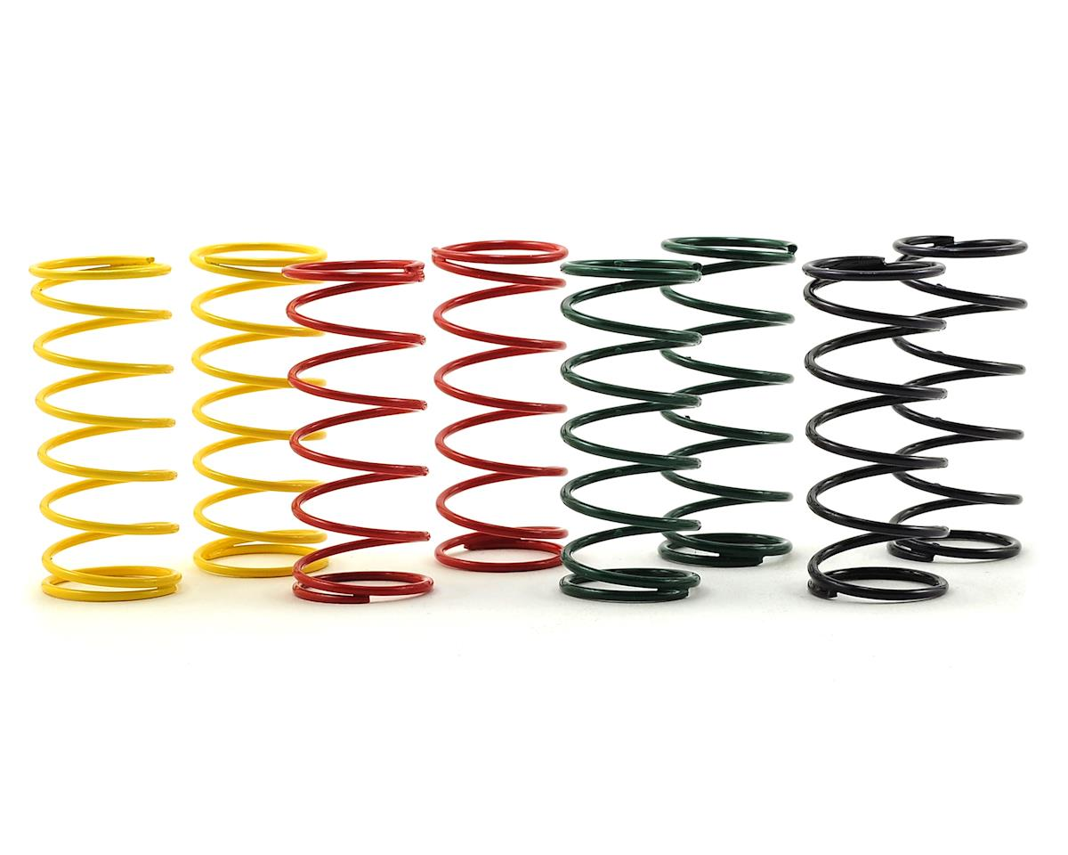 Custom Works Short Course Big Bore Shock Spring Set (4) (Losi 22SCT)