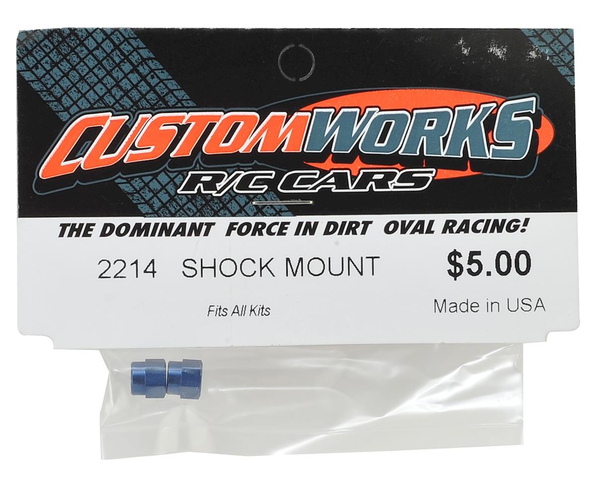 "Custom Works .250"" Shock Standoff"