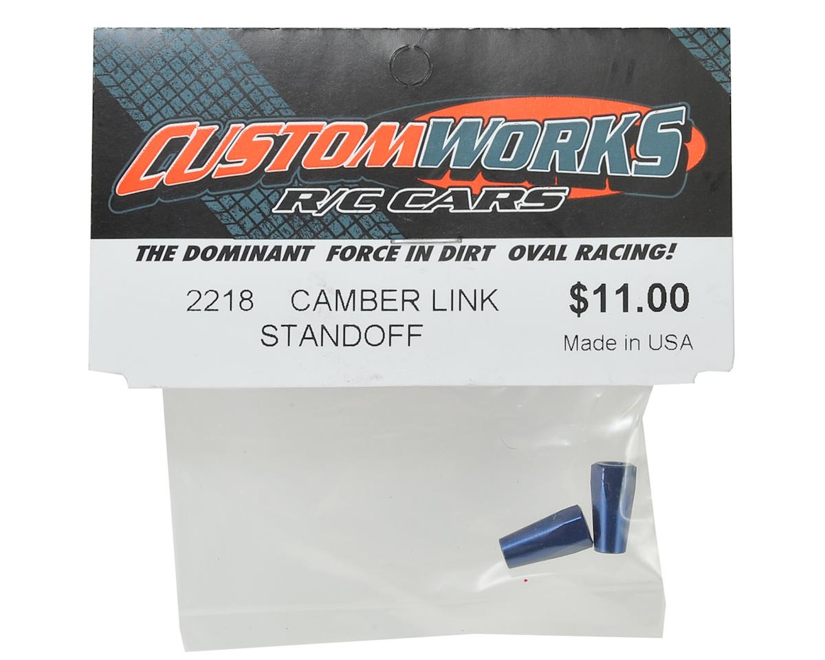 Custom Works Camber Link Standoff (2)