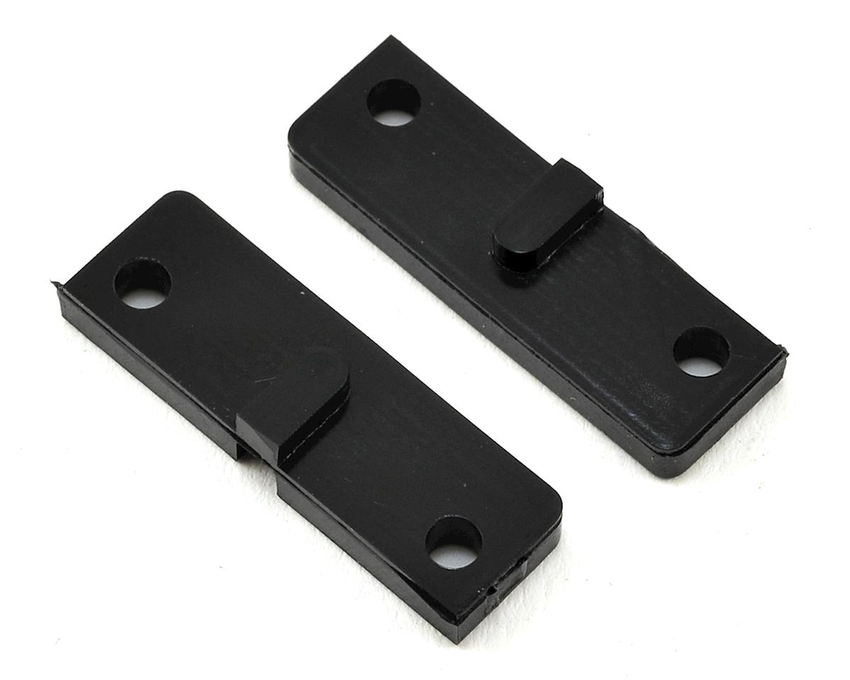 "Custom Works 1/8"" Toe Block Spacer (2) (New Toe Block)"