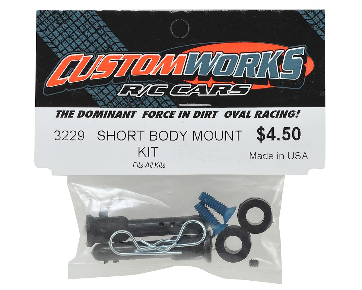 Custom Works Short Body Mounts