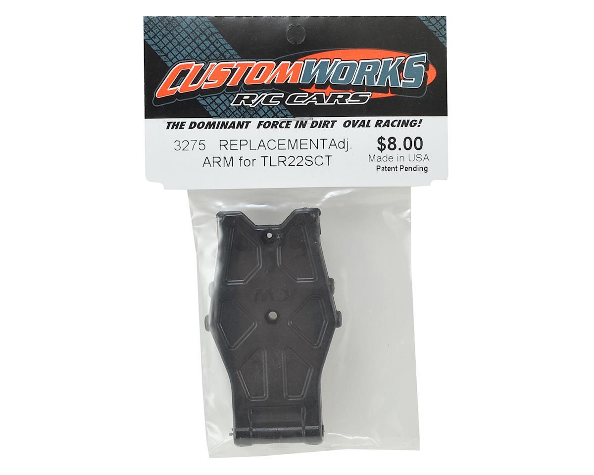 Custom Works Losi 22 SCT Adjustable Rear Arm