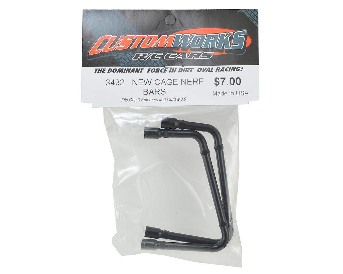 Custom Works V2 Cage Nerf Bars