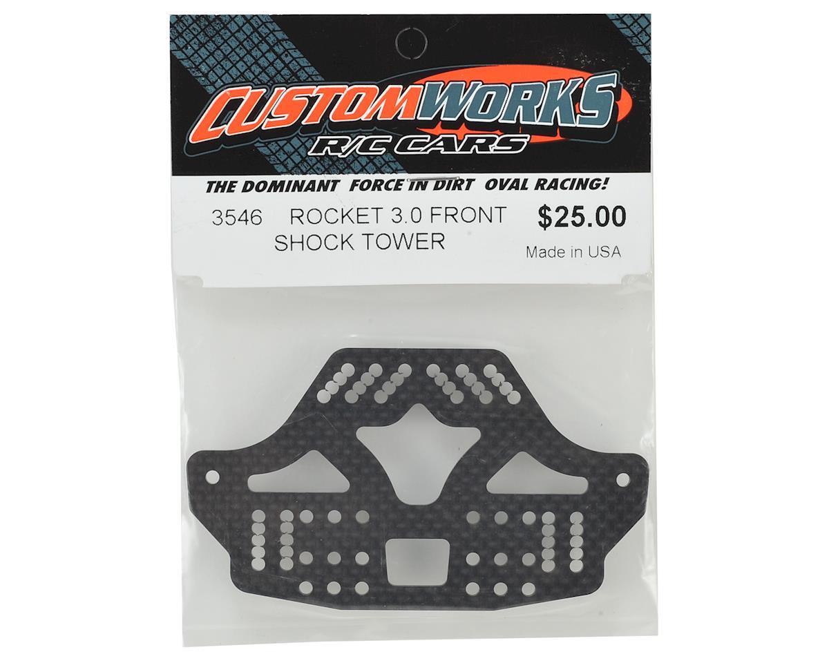 Custom Works Rocket 3.0 Front Shock Tower