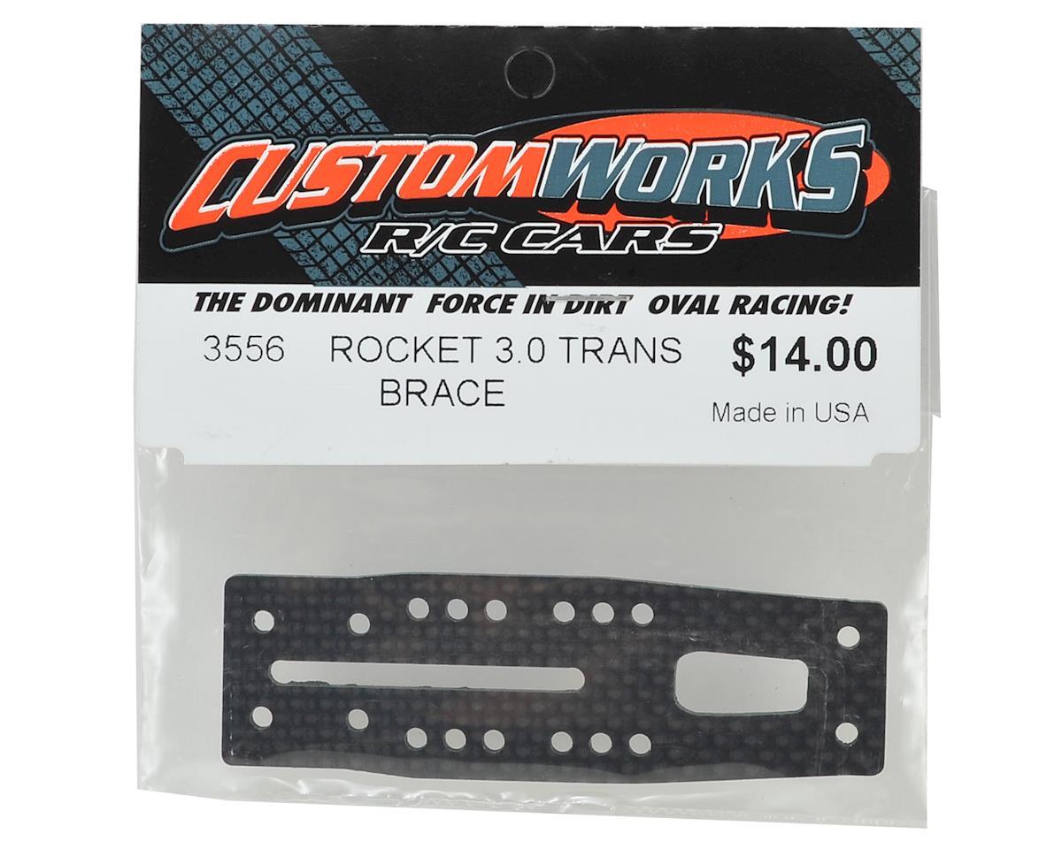 Custom Works Rocket 3.0 Transmission Brace
