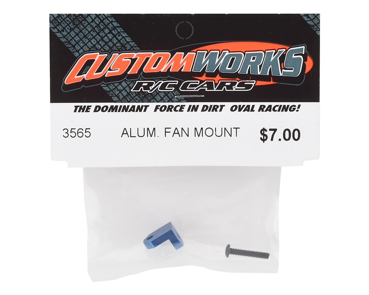 Custom Works Outlaw 4 Fan Mount