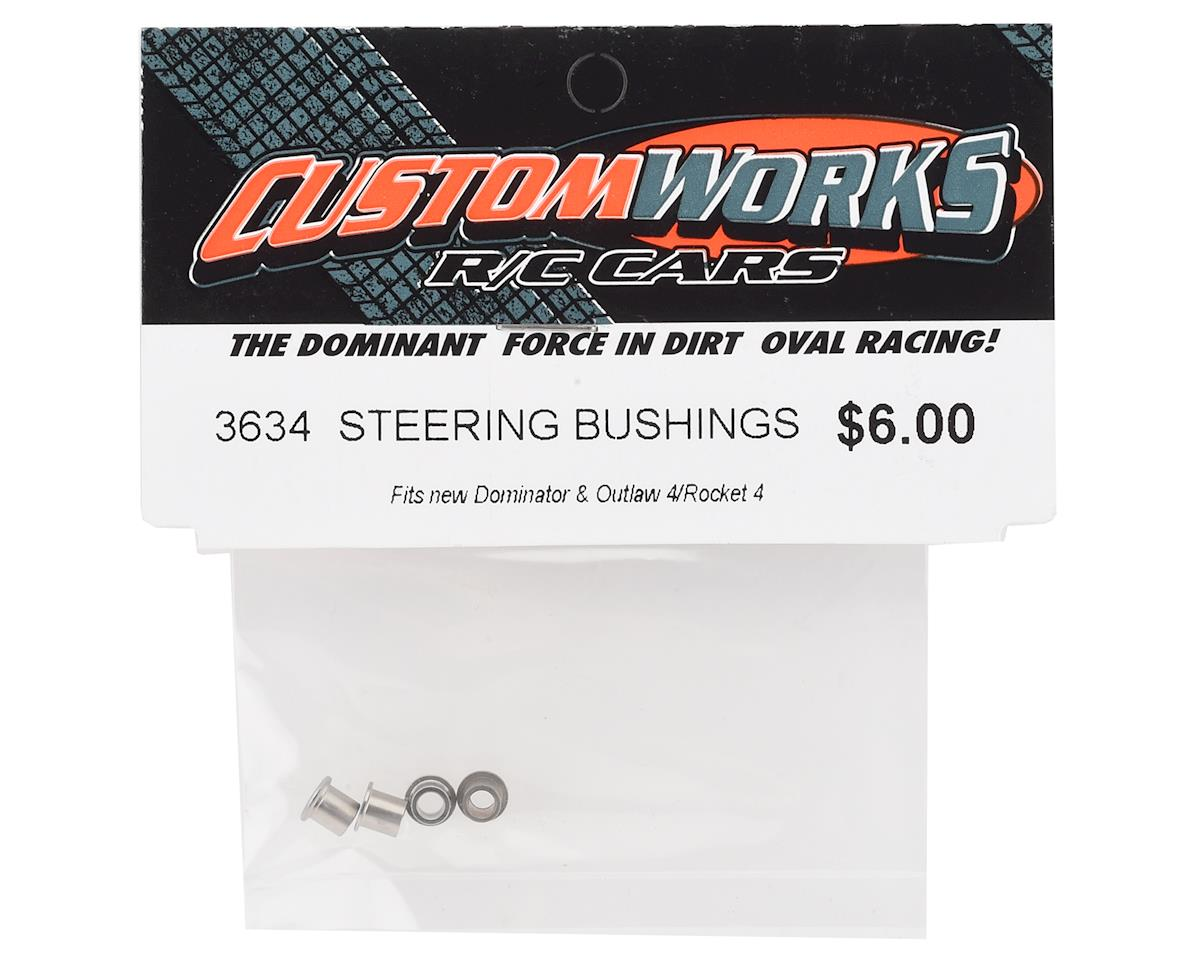Custom Works Outlaw 4 Steering Bushing (4)