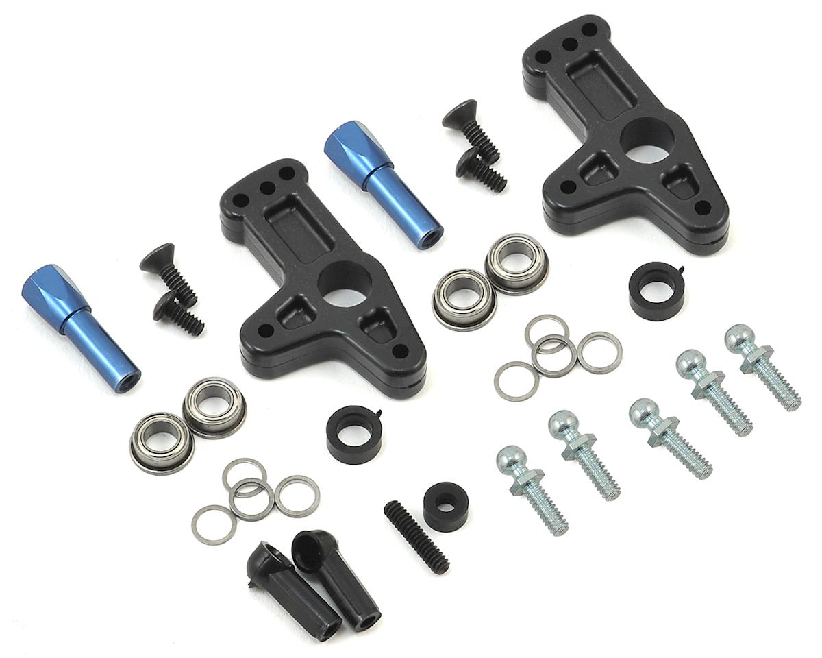 Custom Works Dual Bellcrank Steering Kit