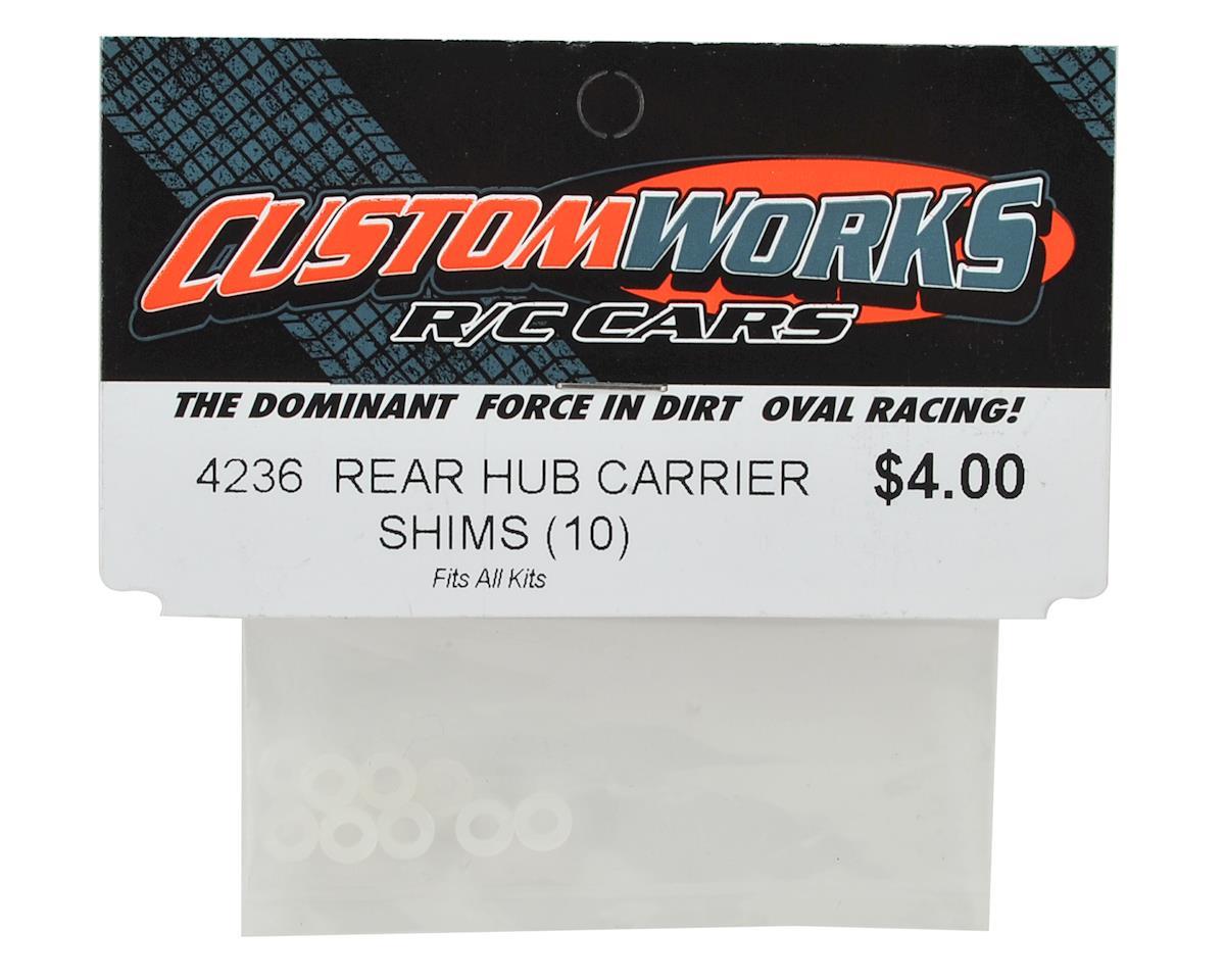 Custom Works Rear Carrier Shims (10)