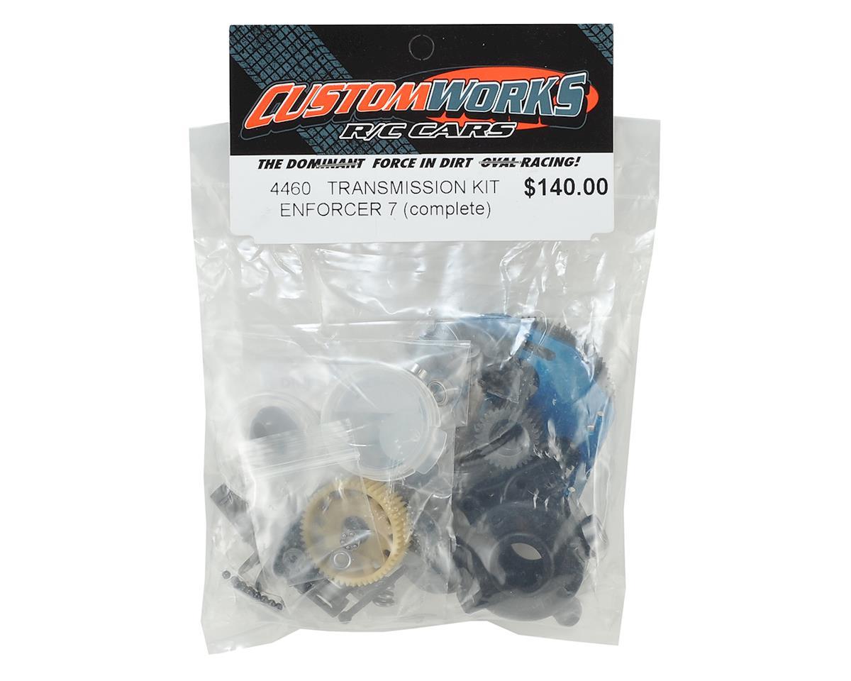 Custom Works Enforcer 7 Transmission