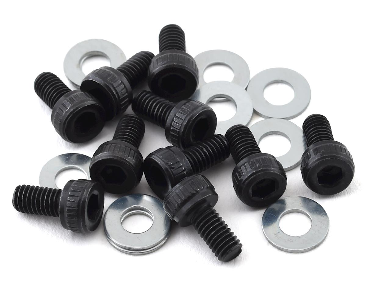 Custom Works Motor Screws & Washers 3x6mm (10)