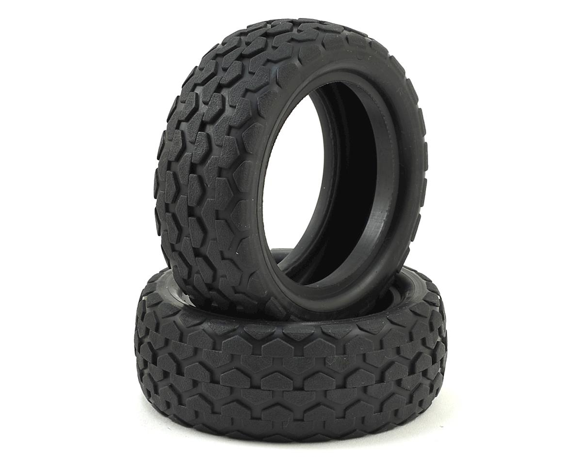 Custom Works Street-Trac Dirt Oval Front Tires (2) (Standard)