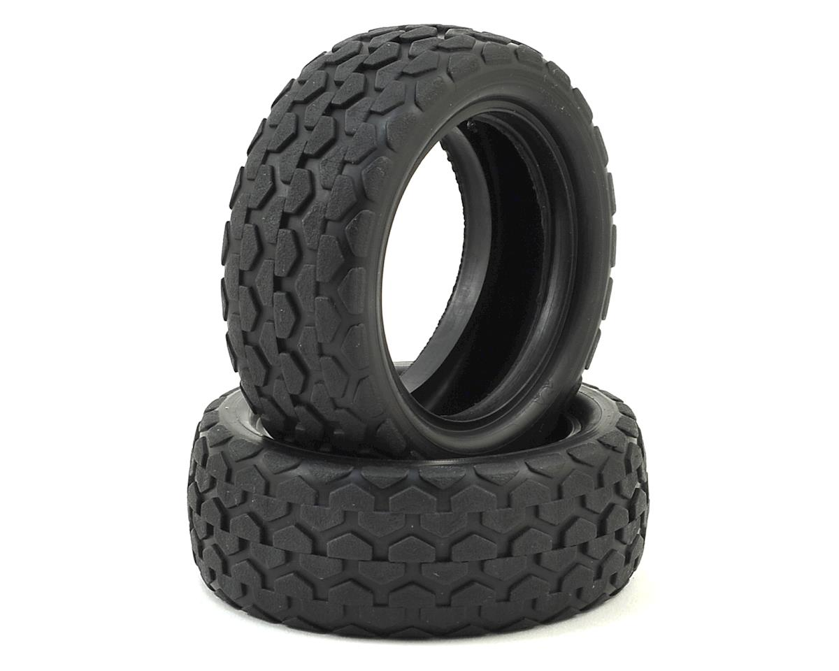 Custom Works Street-Trac Dirt Oval Front Tires (2) (HB)