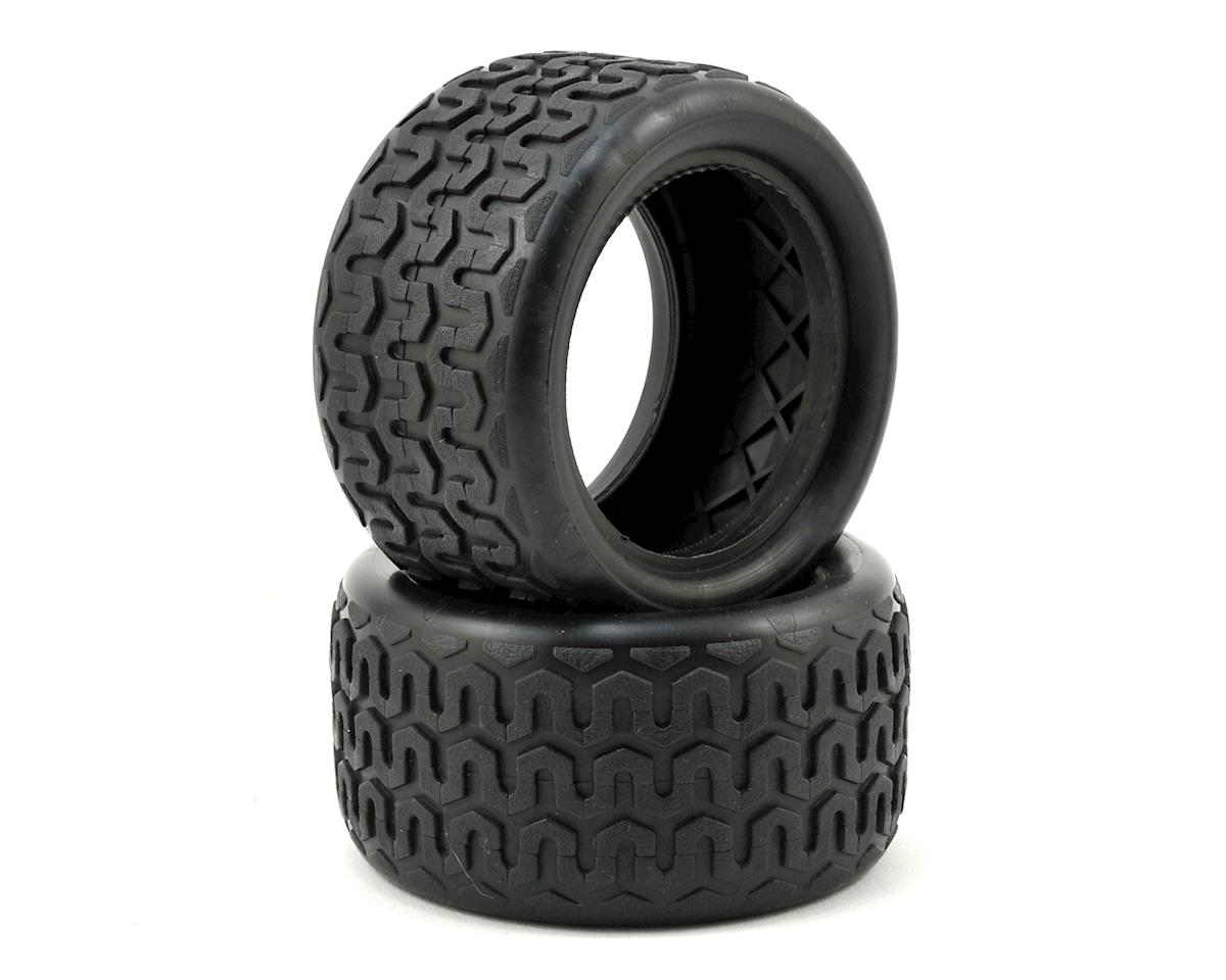 Custom Works Street-Trac Dirt Oval Rear Tires (2) (Standard)