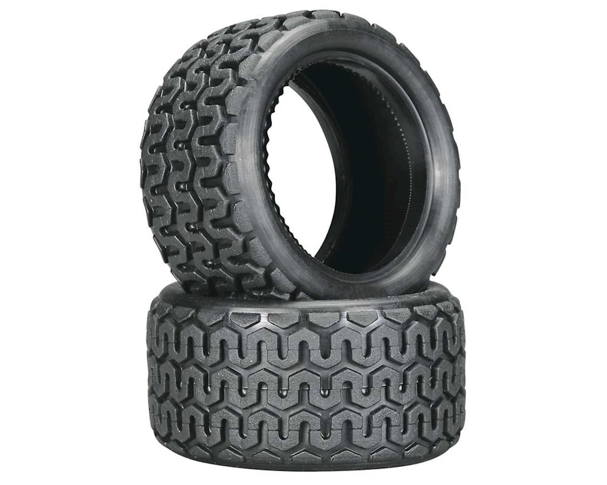 Custom Works Street-Trac Dirt Oval Rear Tires (2) (HB)