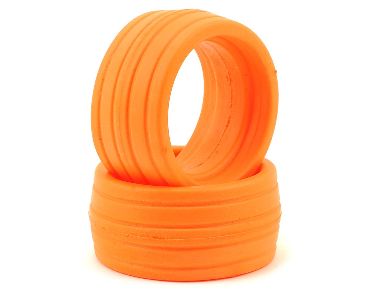 Custom Works Enforcer 7 DD Rear Molded Insert (Medium/Orange) (2)