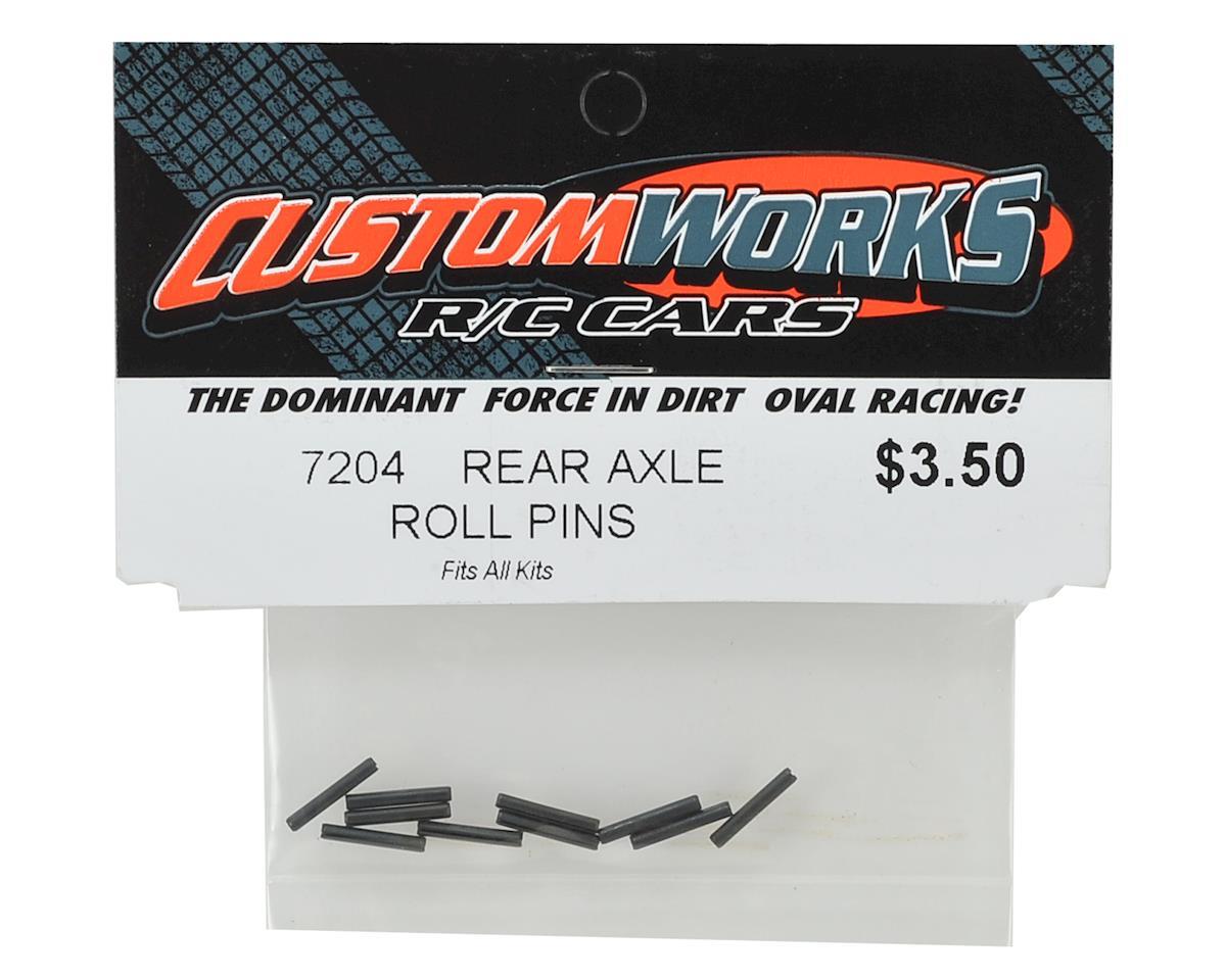 Custom Works Rear Axle Drive Pin (10)