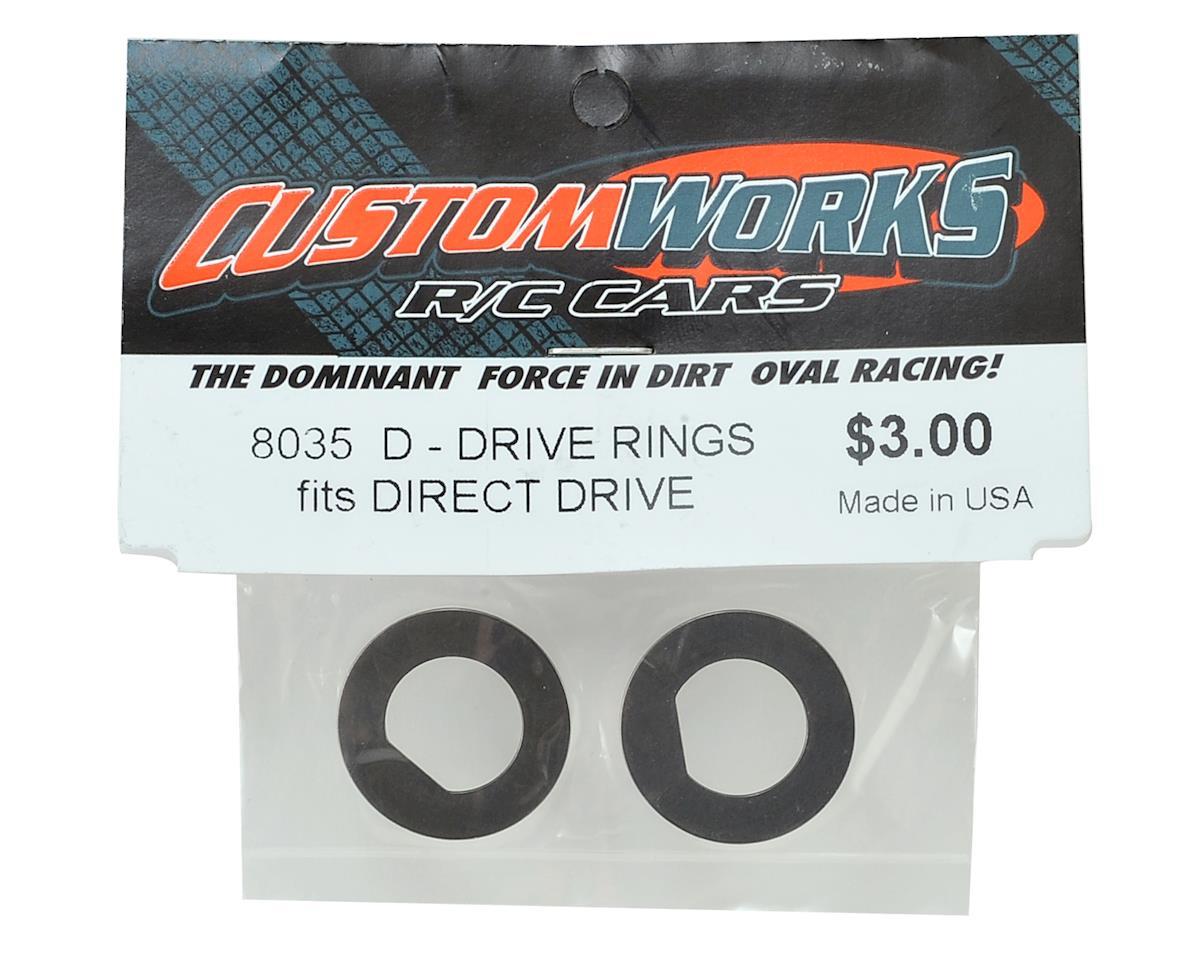 Custom Works D - Drive Rings (2)