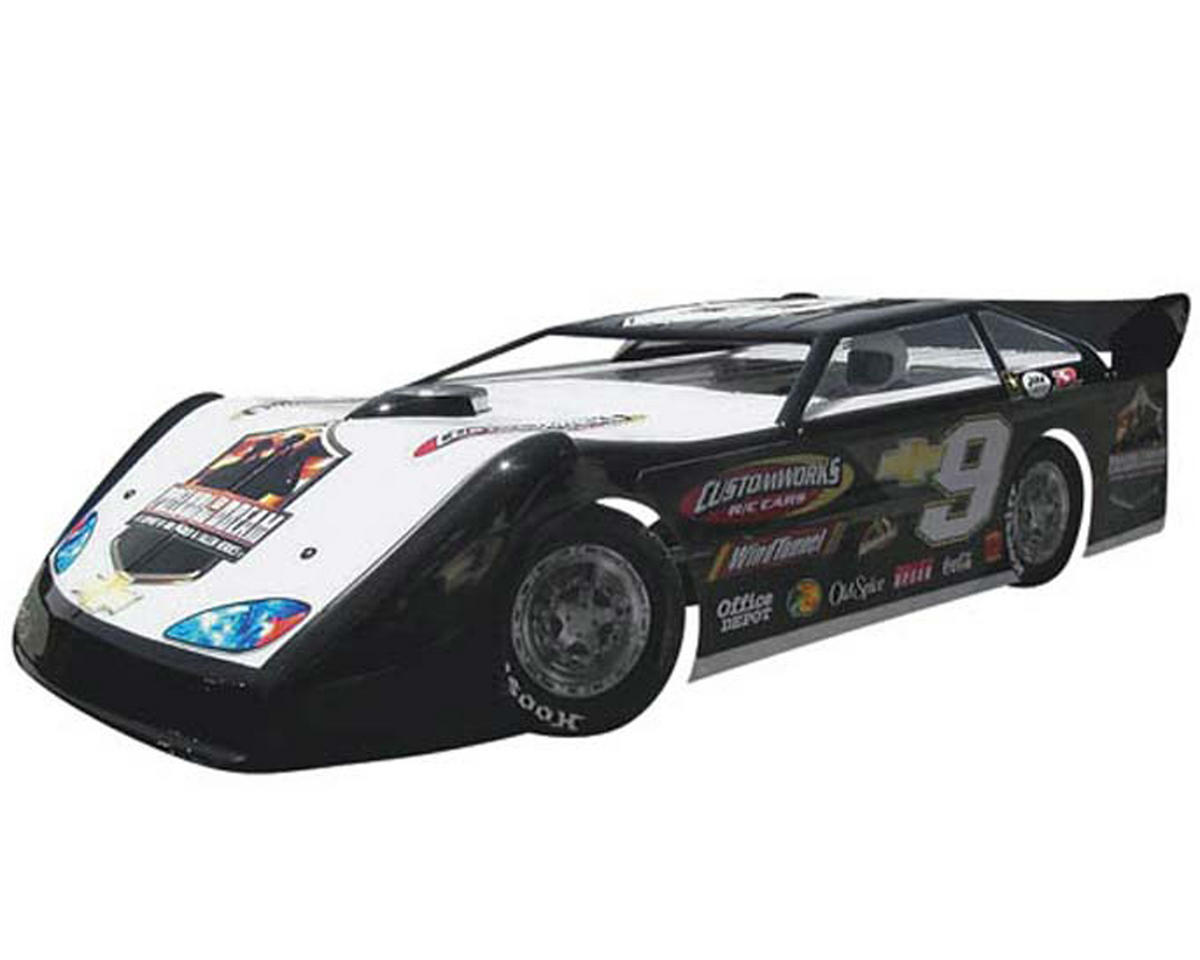 Custom Works Rocket 1/10th Scale Electric 2WD Late Model Kit