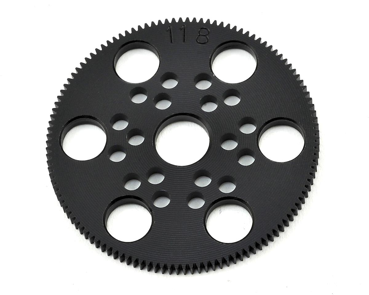 Custom Works Truespeed 64P Spur Gear (118T)