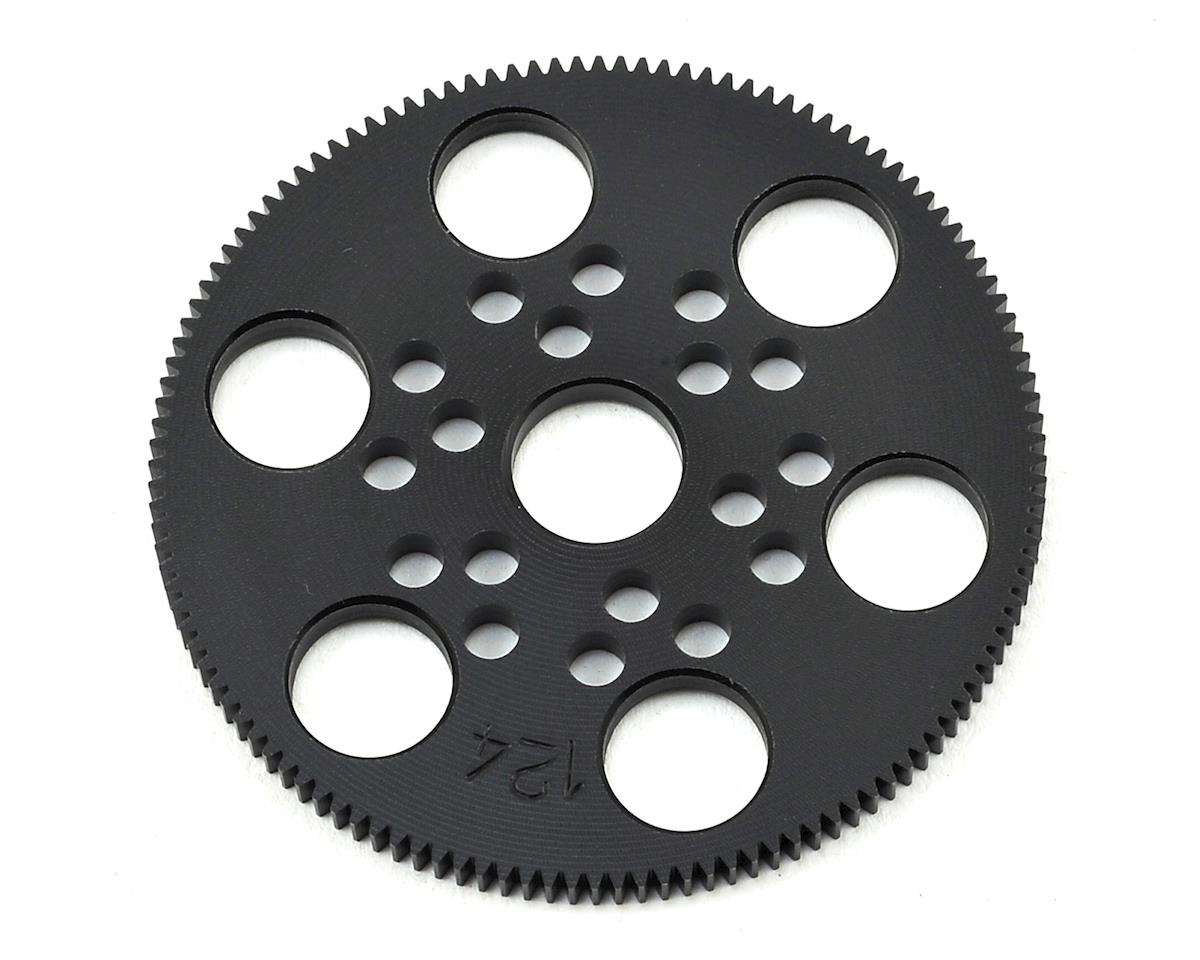 Custom Works Truespeed 64P Spur Gear (124T)