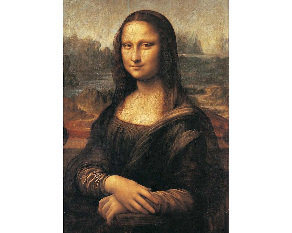 Creative Toy Company 30363 Leonardo Mona Lisa 500pcs
