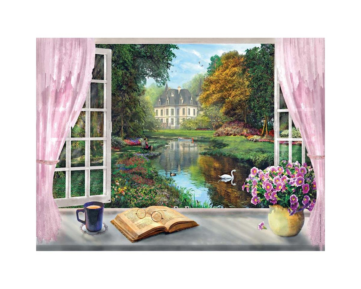 Creative Toy Company 35011 Tea Time: View on the Garden 500pcs