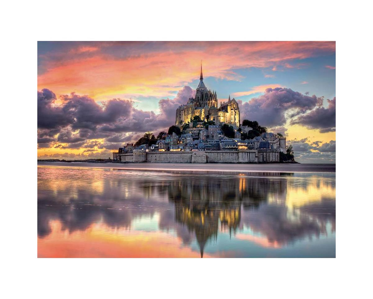 Creative Toy Company 39367 Le magnifique Mont Saint-Michel 1000pcs