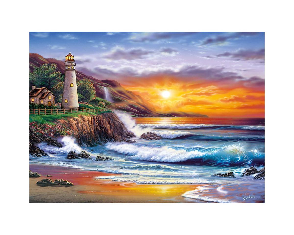 Creative Toy Company 39368 Lighthouse at Sunset 1000pcs