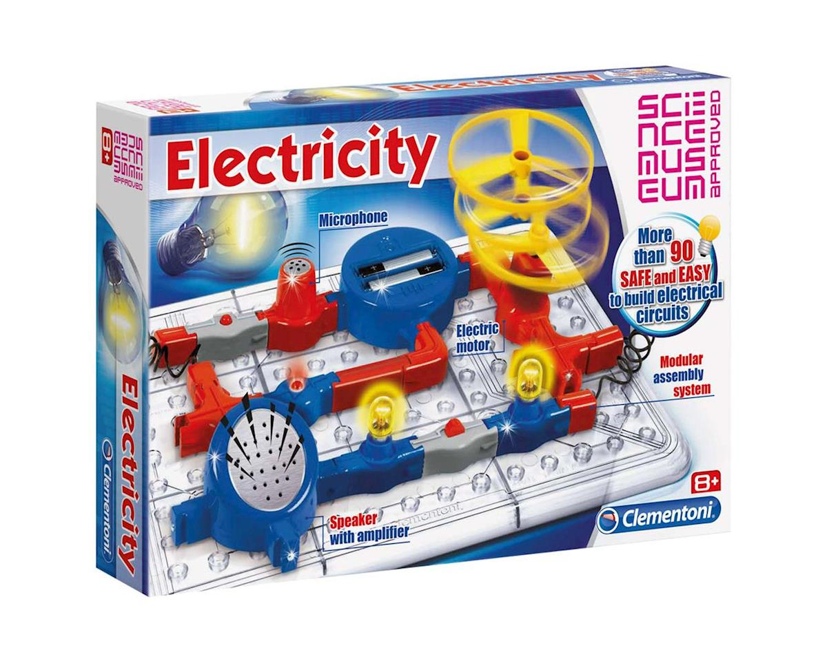 Creative Toy Company Electricity