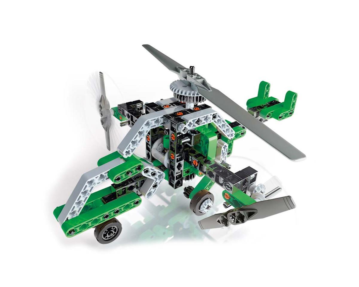 Creative Toy Company 75016 Mechanics Laboratory Copter/Fanboat