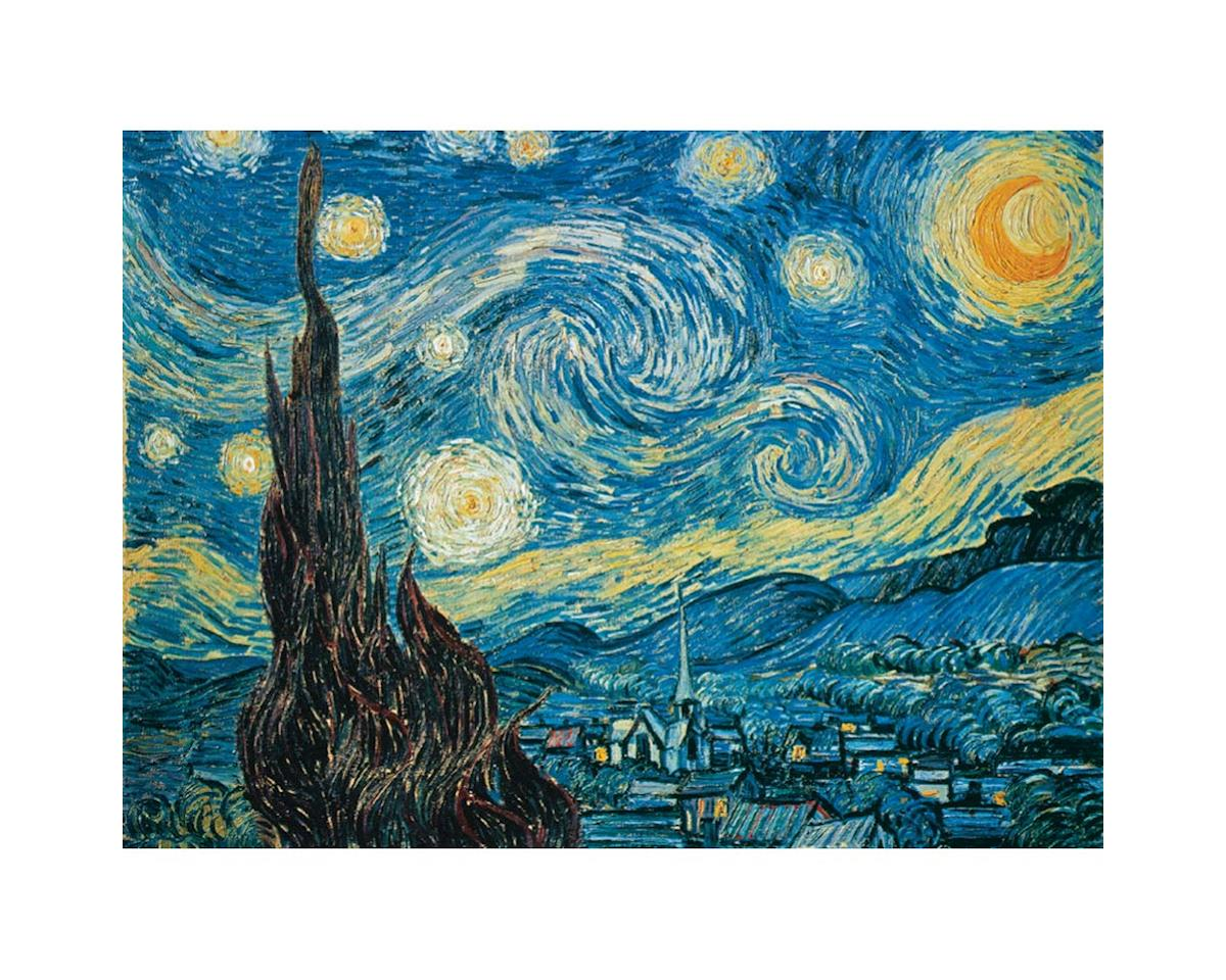 Creative Toy Company 94932 Van Gogh Starry Night 500pcs