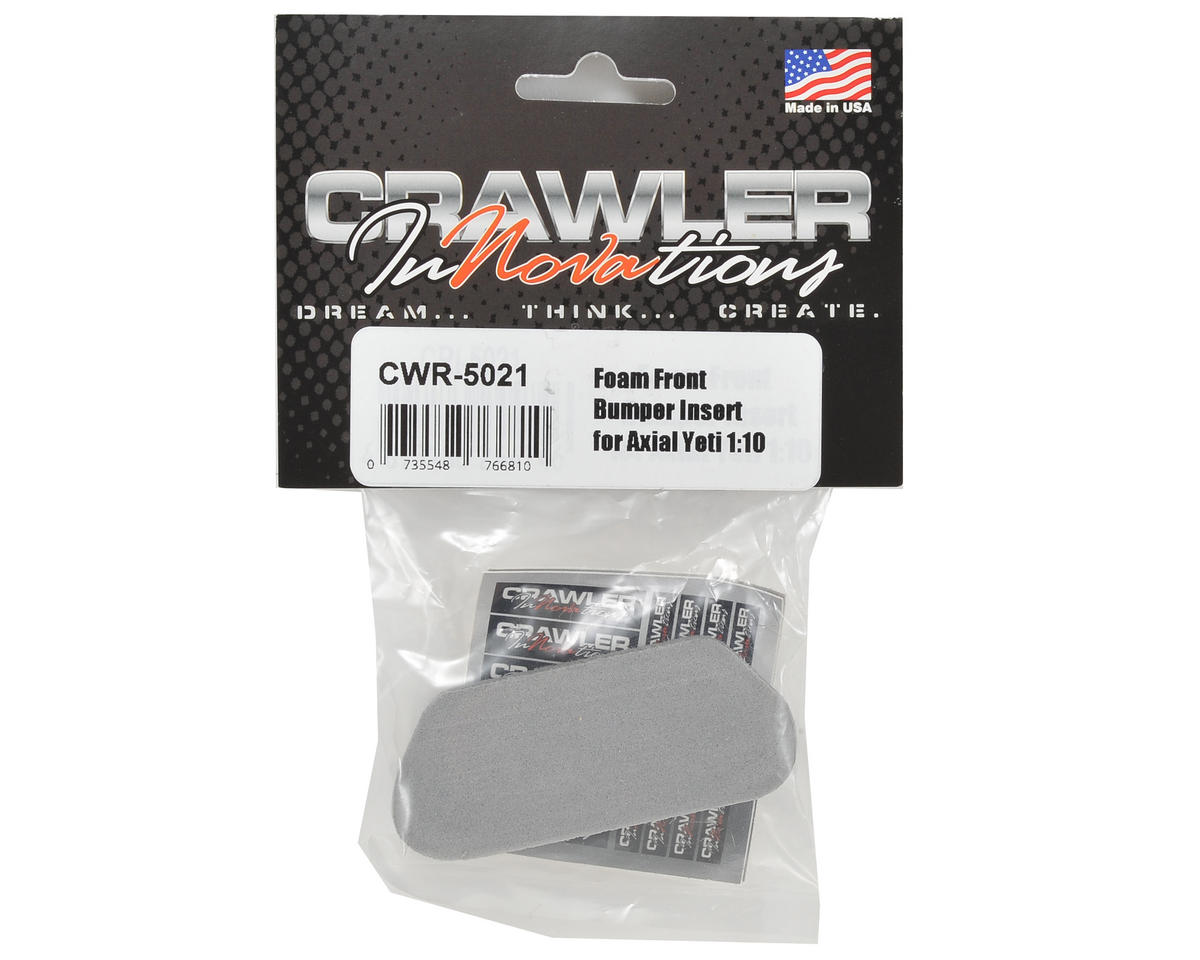 Crawler Innovations Yeti Front Bumper Insert