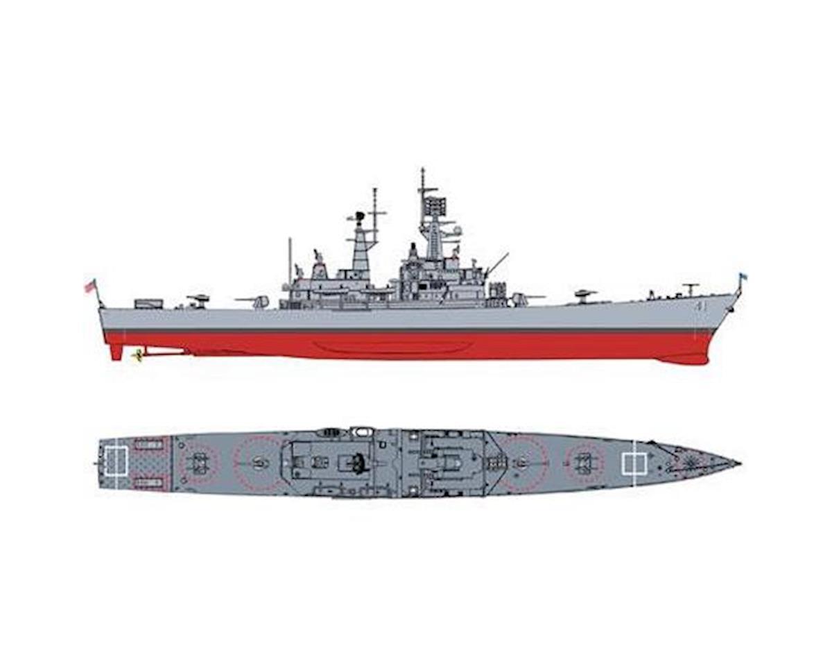 1/700 USS Arkansas CGN-41, Smart Kit