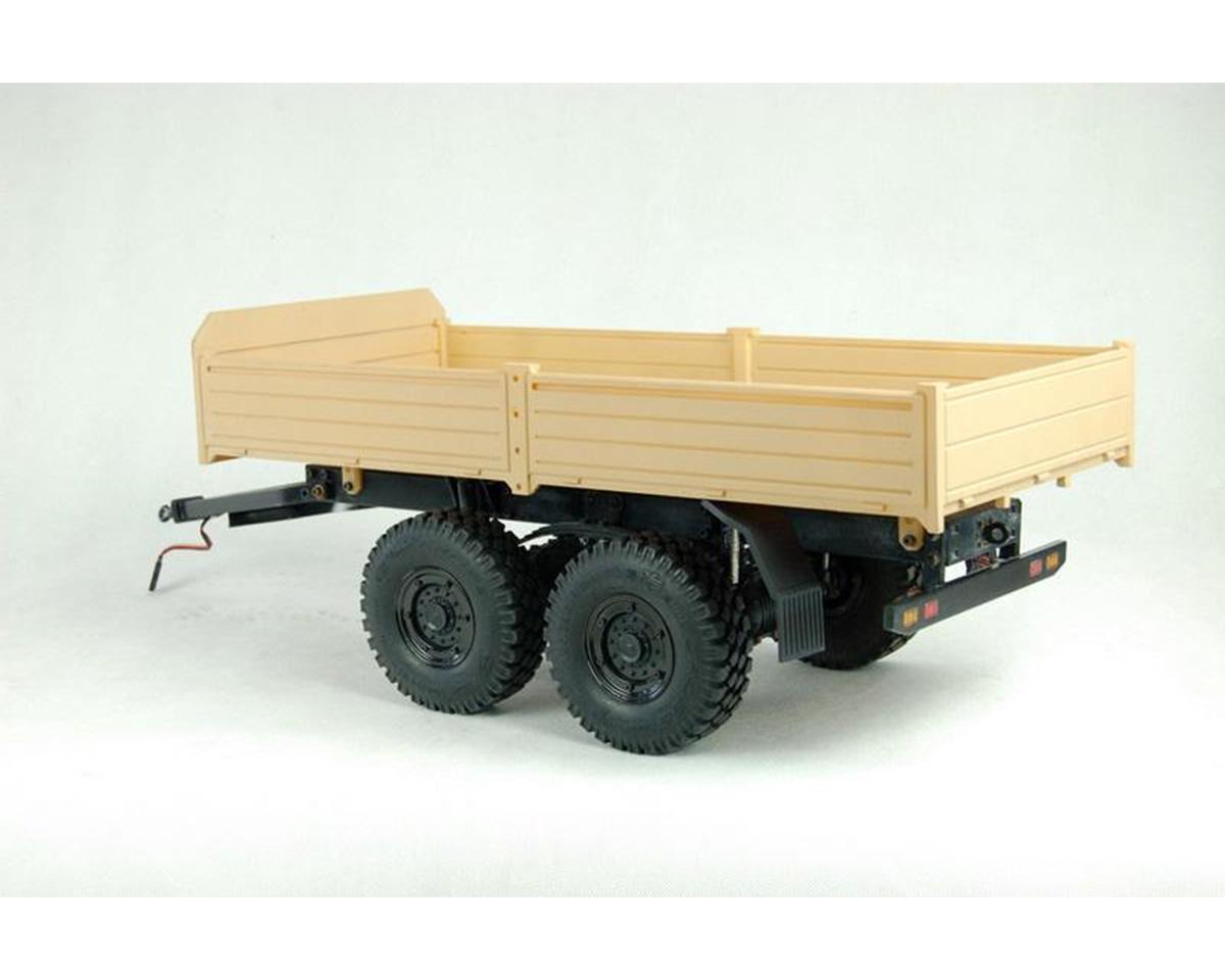 Cross RC T003 2-Axle Trailer Kit