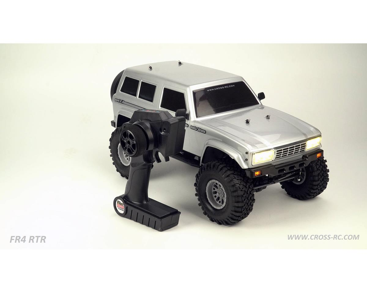 Cross RC FR4 1/10 Demon 4x4 RTR Crawler (Gunmetal)