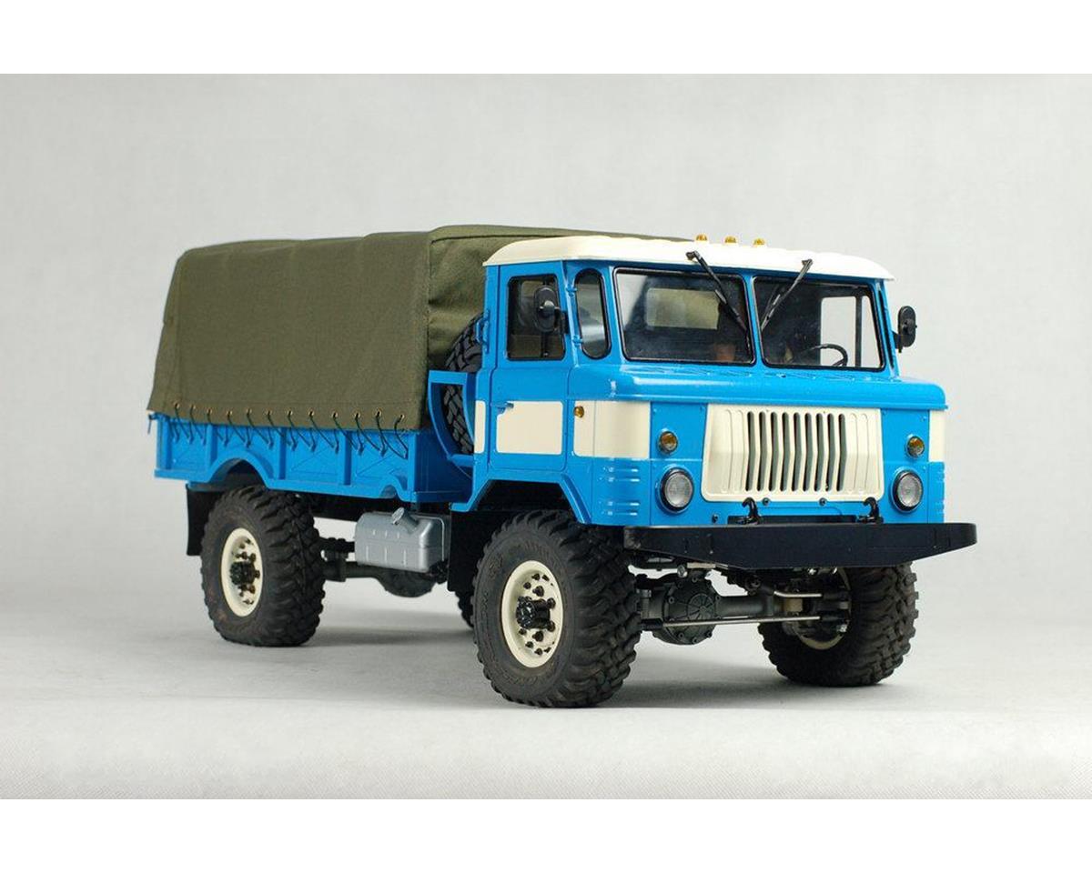 Cross RC GC4 1/10 4x4 Scale Truck Crawler Kit